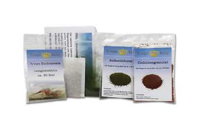 Triops Longicaudatus Tadpole Shrimp Starter Kit Ultra eggs, feed, instructions