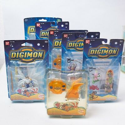 Bandai Digimon Figur Action Spielzeug 90er Vintage Toy Figure Figures