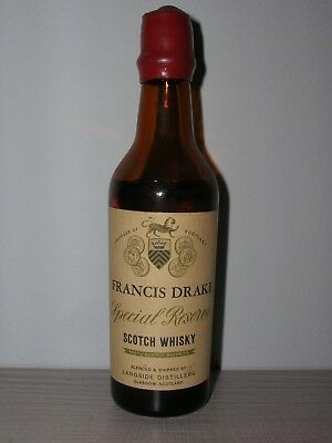 Miniatura Collection Whisky Francis Drake Special Reserve