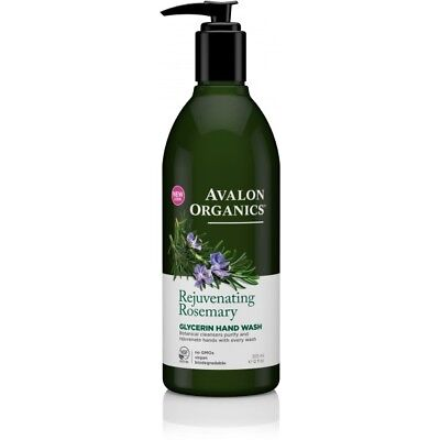 Avalon Rosemary Glycerin Hand Soap 355ml