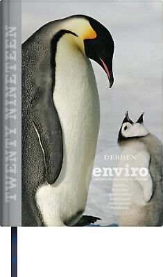 Diary 2019 Debden Enviro Penguin A5 Day to Page V5100 210x148mm
