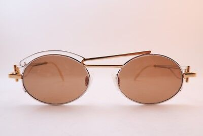 Vintage early 90s sunglasses brow detail men's SML/MED women's MED tinted lens