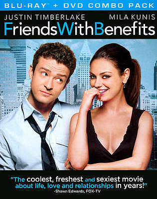 Friends with Benefits (Two-Disc Blu-ray/ Blu-ray
