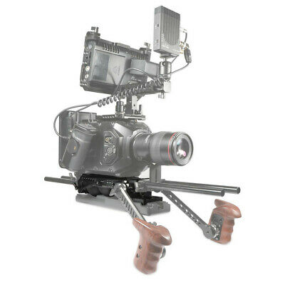 SmallRig Shoulder Plate for Sony FS7/FS7II/FS5 /Blackmagic Ursa Mini /Canon C100