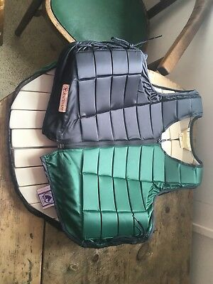 racesafe body protector adult large