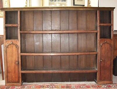 Fine antique,early Georgian or possibly earlier Dresser - now reduced again !