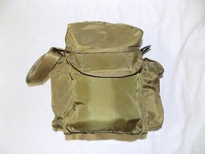 USGI OUTDOOR DESIGNS Nylon Military Personal Carry Bag Pouch Shoulder Strap OD
