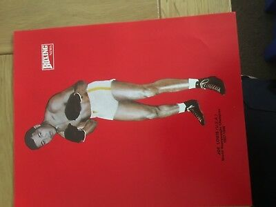Boxing News Poster     Joe Louis