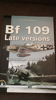 bf 109 late versions