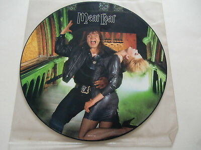 Meat Loaf / Modern Girl / Rare Vinyl  Picture Disc !!
