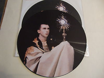 Marc Almond, My Hand Over My Heart,  Rare Vinyl Picture Disc !!