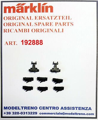 Marklin 192888 Set Imitazione Ganci - Set Kupplungsimitation 37778 37779