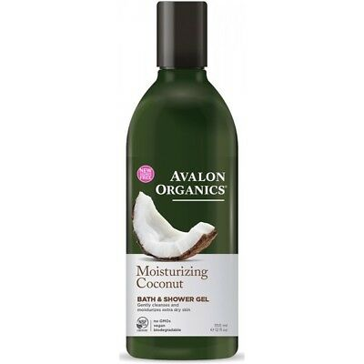 Avalon Coconut Moisturising Bath and Shower Gel 355ml