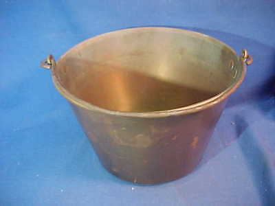 1866 ANSONIA BRASS Co Brass CANDY MAKERS PAIL