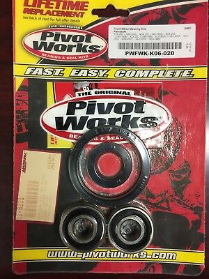 Pivot Works - PWFWK-K06-020 - Wheel Bearing Kit
