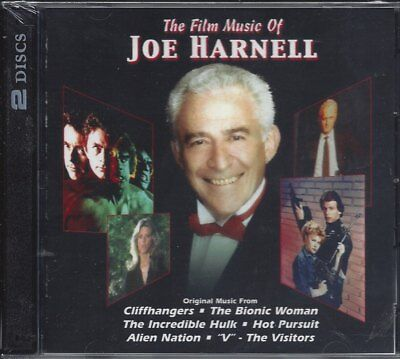 Film Music of Joe Harnell-Original Soundtracks (2-Disc Set)