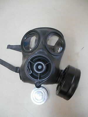 AVON 1986 Tactical Respirator Gas Mask, Size 1