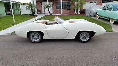 1959 Other Makes California Special  1959 California Special - One-Off Sports Car