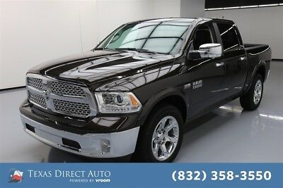 Ram 1500 Laramie Texas Direct Auto 2017 Laramie Used 5.7L V8 16V Automatic 4WD Pickup Truck