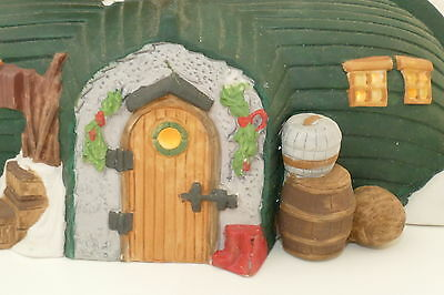 Christmas DEPARTMENT 56 Retired DICKEN'S VILLAGE Light Up House Sea Side