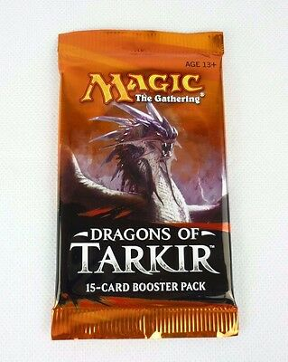 Magic The Gathering - Dragons of Tarkir Sammelkarten 15-card Booster Pack EN