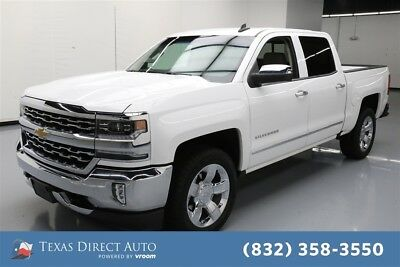 Chevrolet Silverado 1500 LTZ Texas Direct Auto 2017 LTZ Used 5.3L V8 16V Automatic RWD Pickup Truck Bose