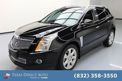 Cadillac SRX Premium Collection Texas Direct Auto 2015 Premium Collection Used 3.6L V6 24V Automatic FWD SUV