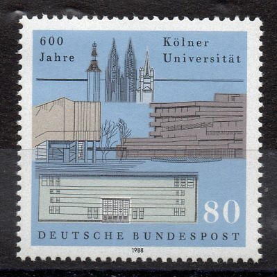 West Germany  Bundespost Stamp 1988 Cologne University Sg 2243 Mint Never Hinged