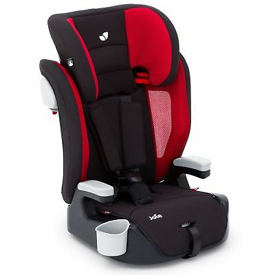 Joie Elevate Group 1 / 2 / 3 Forward Facing Car Seat / Booster - Cherry