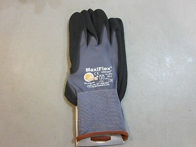 NEW- PIP MaxiFlex Ultimate 34-874T Gloves- Size LARGE- FREE SHIPPING