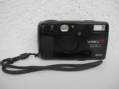 YASHICA T5  Carl Zeiss T