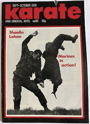 Karate And oriental arts: #80, Sept-Oct 1979