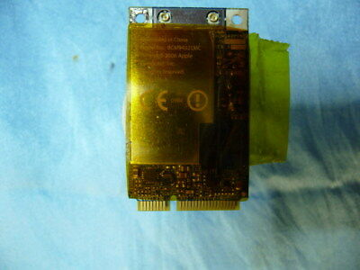 """MacBook Pro 15"""" A1260 Apple Airport Extreme Card BCM94321MC 607-2053-A WiFi"""