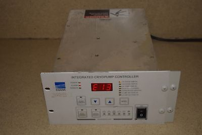 Ebara Integrated Cryopump Controller Model # 542-100  (B2)