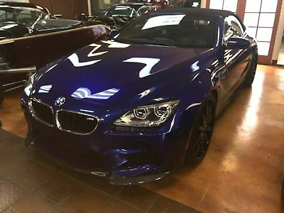 BMW M6  2012 BMW M6 , Include WARRANTY FROM BMW.
