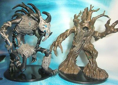Dungeons & Dragons Miniatures Lot Treant Blackroot Treant !!  s136