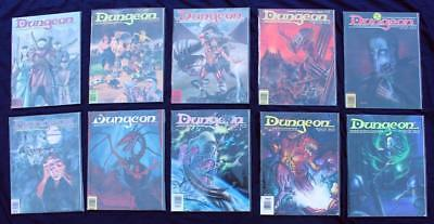 Dungeon Magazine * Lot of 10 * #21-#30 * AD&D TSR
