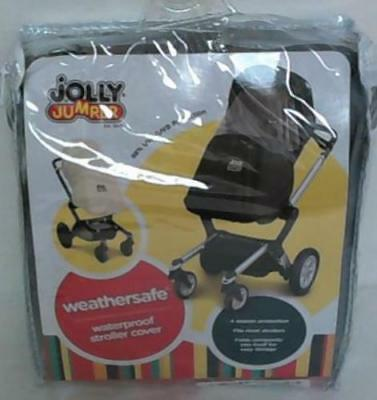 NEW Jolly Jumper Weather Safe Stroller Cover - Grey