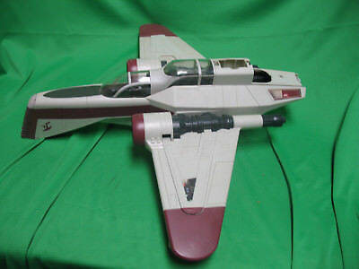 Hasbro Star Wars ARC-170 Starfighter  (Parts Only) Canopy plus other parts