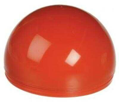 Paterson Replacement Safelight Red Dome : Screw Thread : For Films & Paper :