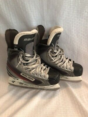 Bauer Vapor APX X5.0 Hockey Ice Skates Size 6.5D - Good Condition
