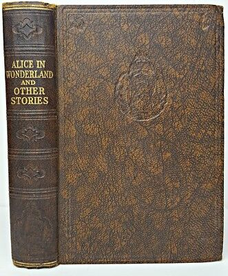 1931 ALICE IN WONDERLAND Alice's 1ST EDITION Adventures RARE Child LEWIS CARROLL