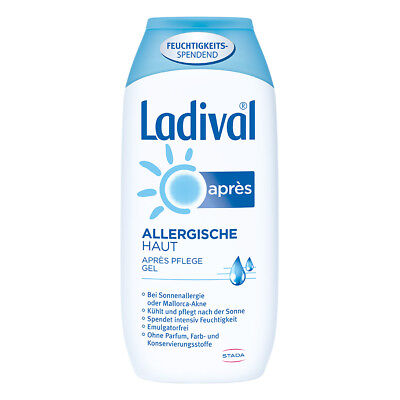 Ladival allergische Haut Apres Gel 200ml PZN 03374356