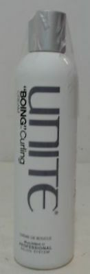 NEW Unite Hair BOING Curling Cream, 8 oz