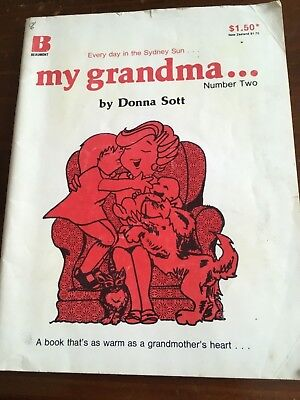 MY GRANDMA number two - Donna Sott - Cartoons