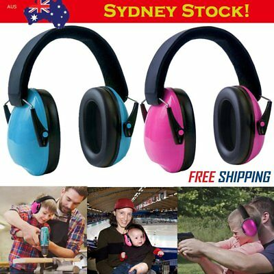 Baby Children Earmuffs Hearing Protection Toddler Noise Reducing Child Ear Muff
