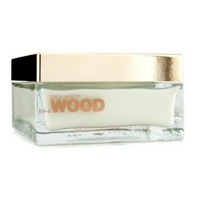 Dsquared2 She Wood (Hydration)2 Body Cream 200ml Womens Perfume
