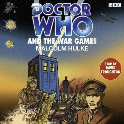 Doctor Who and The War Games read by David Troughton (CD-Audio)