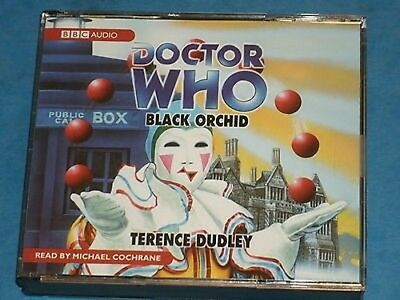 Doctor Who - Black Orchid read by Michael Cochrane (CD-Audio)
