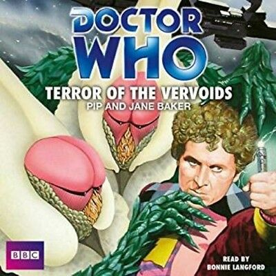 Doctor Who and the Terror of the Vervoids read by Bonnie Langford (CD-Audio)